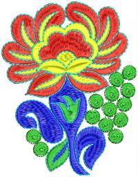 Flower butta