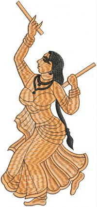 Khelaiya  embroidary design