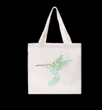Bird Design bag