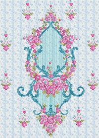 Beautiful Kurti Embroidery Design