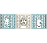 baby Applique Embroidery design