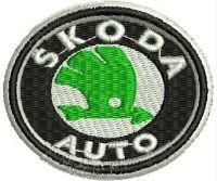 SKODA Logo  Embroidery design