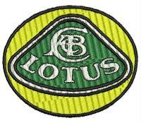 LOTUS Logo  Embroidery design