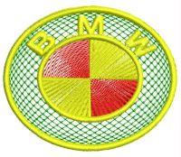 BMW Logo  Embroidery design