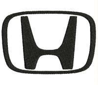 HONDA Logo  Embroidery design