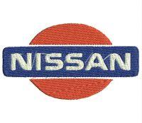 NISSAN Logo  Embroidery design