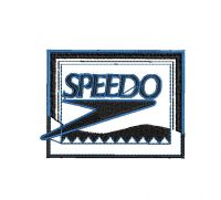 SPEEDO Logo  Embroidery design