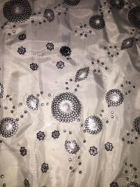 twin sequin 5+3 mm garment