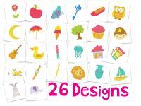 MASSIVE 26 Design Mega Pack Embroidery Designs
