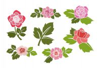 Roses Mega Pack Embroidery Designs Entire Pack