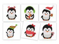 Holiday Penguin Mega Pack!