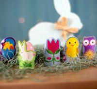 In The Hoop Easter Egg Holders. 12 Pack.
