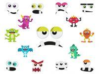 Monster Mash! 15 Machine Embroidery Designs