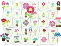 Flower Power Pack! 68 Machine Embroidery Designs