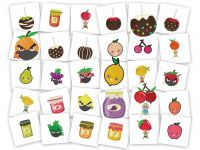 Fantastically Fruitylicious! 30 Machine Embroidery Designs