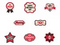 Mother's Day Label Pack –