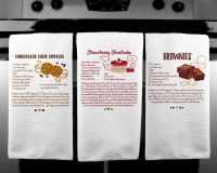 15 Dessert Recipes Embroidery Design Pack