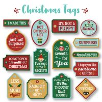 Christmas Week Day 1 – Christmas Tags Embroidery Designs Pack
