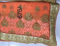 ton to ton paking sarees