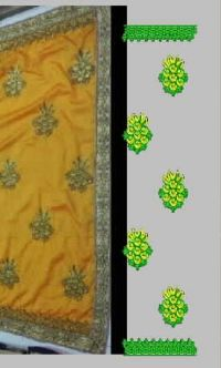 BUTTA PANEL SAREE