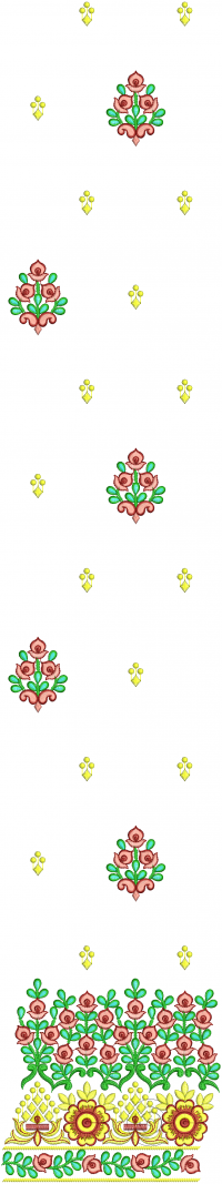 daman embroidery design