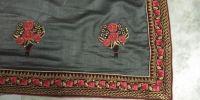 anmika saree embroidery design
