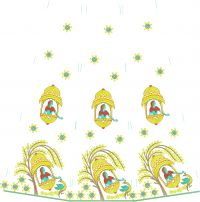 rajasthani  embroidery design