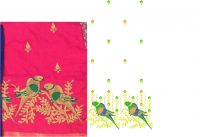 lenovo saree embroidery design