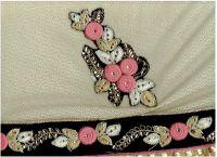 PESH LESH Saree embroidery design