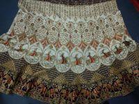 figure lahenga embroidery design