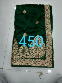 pallu skirt +less embroidery design