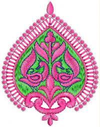 peacock design