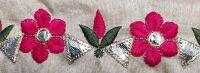 flower Gota lace