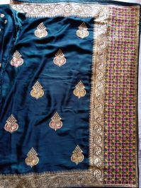 Bridal Box Pallu Design