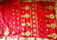 packing pallu saree embroidery design