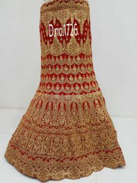 bridal lehengha embroidery desing