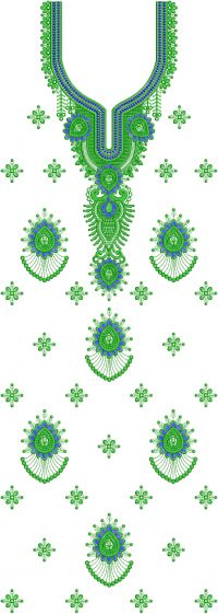 SUIT EMBROIDERY DESIGN 250