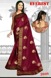 saree embroidery design