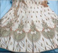 Lehengha 250 Embroidery design