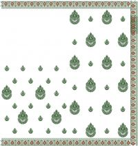 butta sarees embroidery design