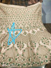 bridal lehengha cording