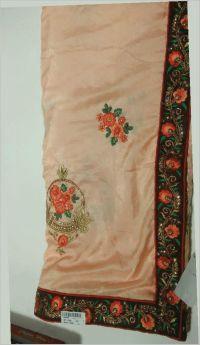 Dhaga Test  Saree embroidery design