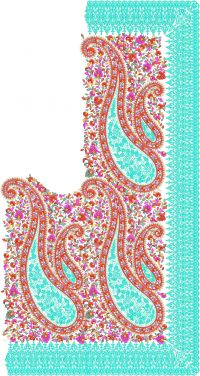 kasmira saree embroidery design