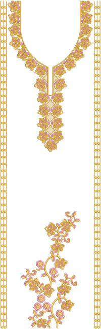 top multi embroidery design