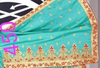 savriya saree embroidery design