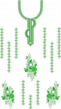 multi top embroidery design