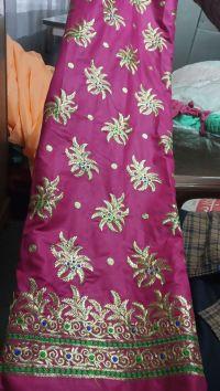 daman concept embroidery design