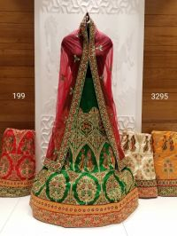 savriya lehengha embroidery design