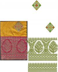 shiroski rich sarees design