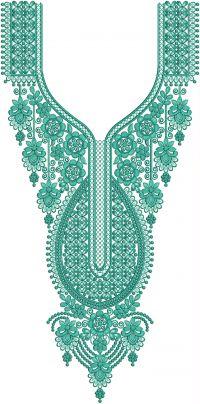 jari neck design